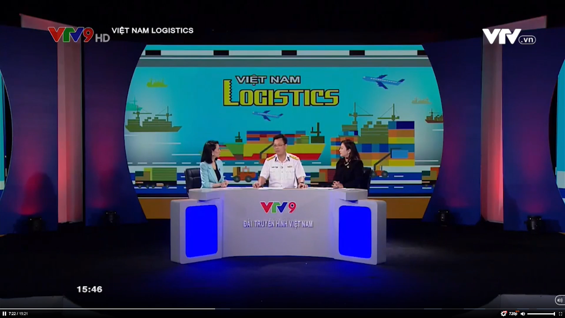 PM3 SIP participates in Logistics program on VTV9