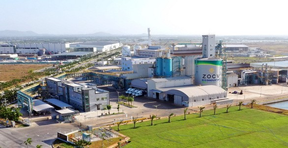 DEVELOPING 'ECOLOGY' INDUSTRIAL PARK, RECEIVE A NEW INVESTMENT WAVE WITH BILLIONS USD