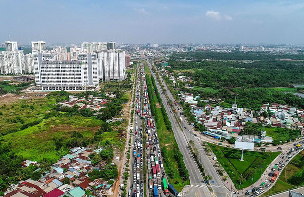 Start Construction Of Bien Hoa - Vung Tau Express Way For Over 9,200 Billion VND in 2020